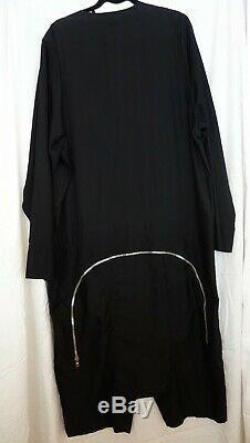 Rick Owens Mens Body Bag ss/14 XXL Black