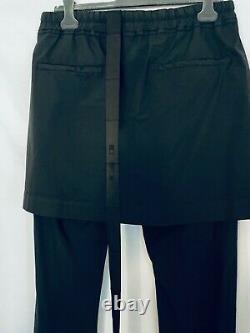 Rick Owens Mens Pants DD Black 0009 Size M