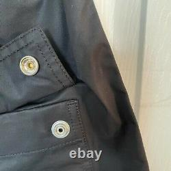 Rick Owens NWT 21SS Rare Material Drawstring Bela Pants Black Size M