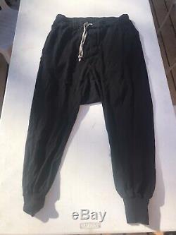 Rick Owens Prisoner Jogger Pants Size M