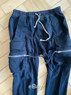 Rick Owens Walrus Cargo Pants
