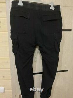 Rick owens Cargo Pants Size IT 52/54 Babel S/S19