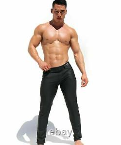 Rufskin Pants MORRISON Lounge Pants Matte Black RUFSKIN! Signature Quality