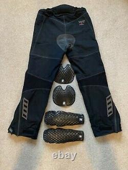 Rukka ARMAs Motorcycle Textile Goretex Trousers Size 52