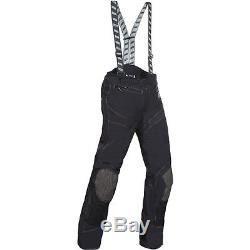 Rukka Arma S Armas Gore Tex Mens Black Motorcycle Waterproof Trousers Regular 52