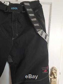 Rukka Armacor Gore-Tex Motorcycle Trousers EU 54 Regular Leg D3O Armour