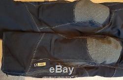 Rukka Armas Trousers 52 32 34 36 Black Gore Tex Medium Large Outlast Armacor