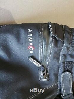 Rukka Armaxion Gore-Tex PRO Motorcycle Trousers Size Euro 62