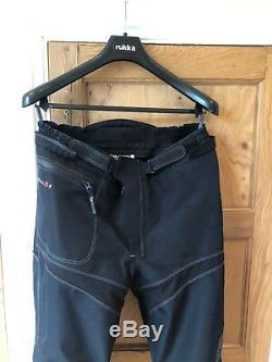 Rukka Armaxion motorcycle trousers black EU 54 3 Gore-tex Pro