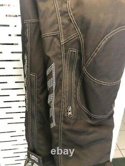 Rukka Focus Gore-Tex Trousers Black Size Eur 52. UK36 length C2 standard
