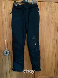 Rukka Kalix 2.0 Motorcycle Trousers Size M / EU48, C2 length RRP £499