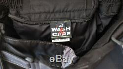 Rukka Katuh Gore-Tex Trousers EU50 C3 UK 34 with Rukka Braces added