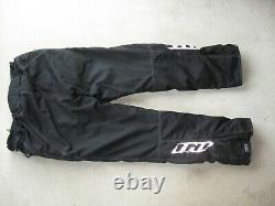 Rukka Real Gore-Tex Textile Suit, Jacket and Trousers, Size 48 Black