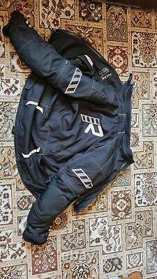 Rukka jacket and trousers motorcycle clothing