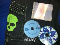 SIGNED Tripp 2X Jeans & Insane Clown Posse CD/DVD Autograph ABK ICP Juggalo