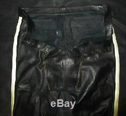 Sailor Front Leather Uniform Breeches Trousers Jeans Bluf Rob Mr B Mr S Langlitz