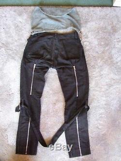 Seditionaries bondage trousers, Genuine originals from 1977. Westwood, McLaren