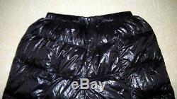 Shiny nylon wet-look down pants jogging sport trousers training bottoms XS-4XL