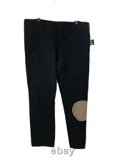 Ss2006 Yohji Yamamoto Pour Homme Moon Painted Pants SZ 3 NWT