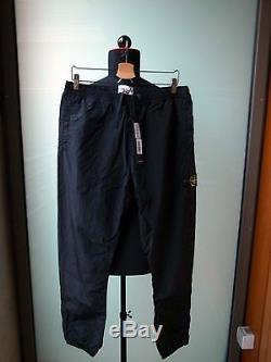 Supreme x Stone Island SS16 / Nylon Metal Track Pant / Black / Size M