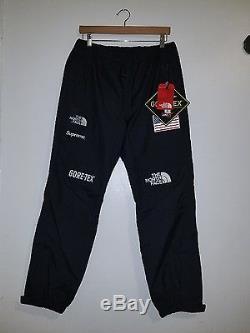 Supreme X The North Face Trans Antarctica Expedition Gore Tex Pants Black Medium