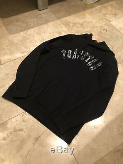 Trapstar Irongate Camo Tracksuit Black Size M