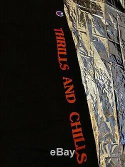 Travis Scott Astroworld World Peace Sweat Pants Large