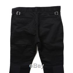 Usedauthentic Louis Vuitton Chino Pants Men Black