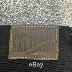 UglyBROS Motorpool Motorcycle Trousers Black Waist Size 34