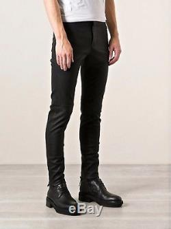 UltraRare & Great Givenchy AW14 Multi Zip Nappa Lambskin Leather Trousers