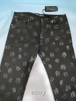 Versace Jeans Medusa Head Trousers Size 36