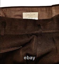 Vintage 1980's Yohji Yamamoto Laine Wool pants