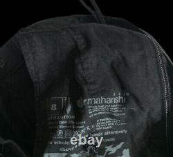 Vintage Black Maharishi Baggy Snopants Size Medium