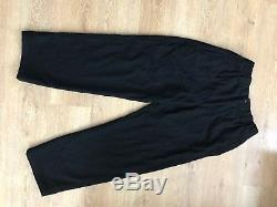 Y´s men pants 3 L black yamamoto