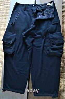 Yohji Yamamoto Balloon Cargo trousers
