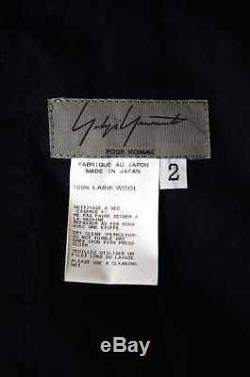 Yohji Yamamoto MEN's Pants Black