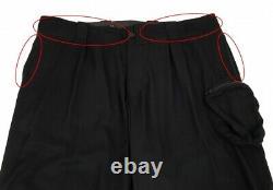 Yohji Yamamoto POUR HOMME Drawstring Design Pants Size 3(K-80142)