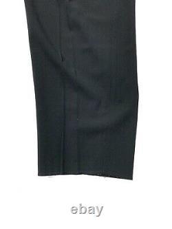 Yohji Yamamoto Pour Homme Black Dress Pants Size L