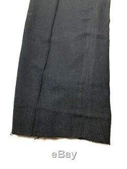 Yohji Yamamoto Pour Homme Black Dress Pants Size M