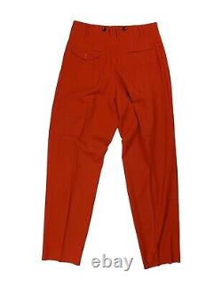 Yohji Yamamoto Pour Homme Red Dress Pants Size L