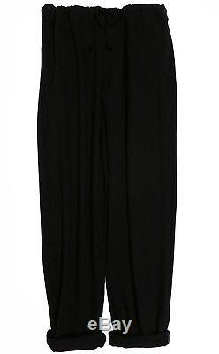 Yohji Yamamoto Ys for men Cotton Wide Pants/Trousers Drawstrings Sweatpants VTG