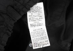 Yohji Yamamoto s'yte Wrap Pants Black Size 3 Cotton Men kn3101